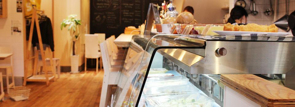 deli café MYCE | MYCE / VIEW